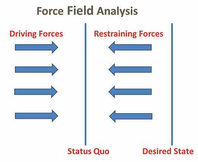 Leading Transformational Change Using The Force Field Analysis