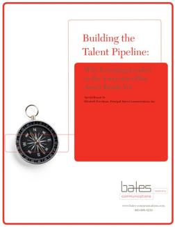Leadership Development, Leadership Readiness, Talent Pipeline