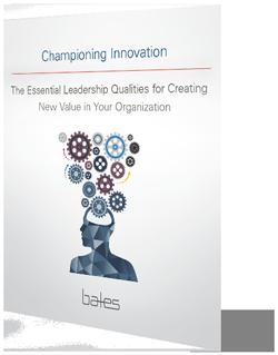 Championing Innovation