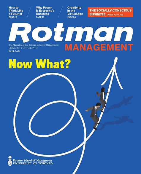 Rotman Fall 2021 cover