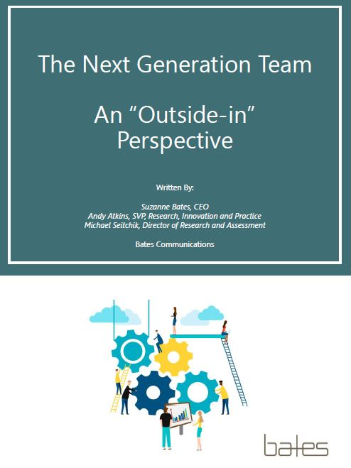 The Next Generation Team report cover