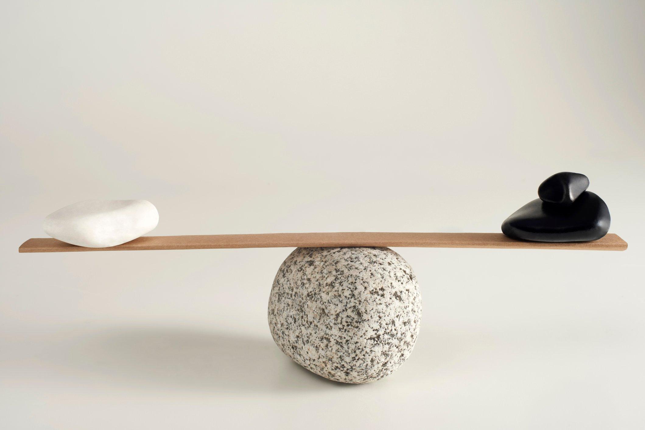 balancing istock