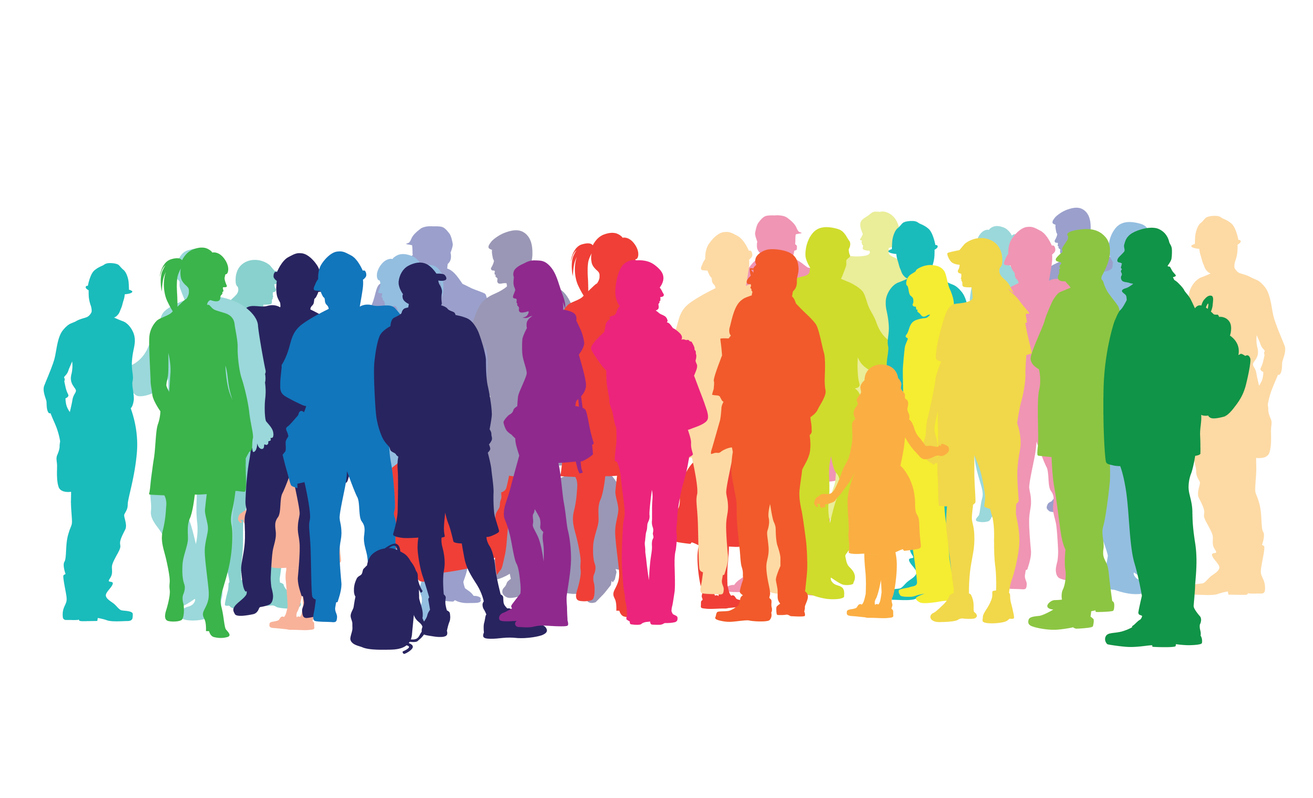colorful people_iStock-864793354