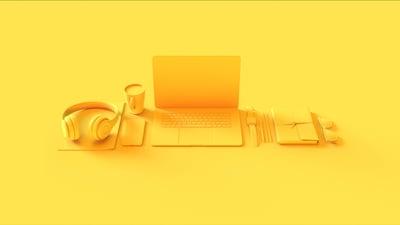 yellowcomputer_iStock-1168422376