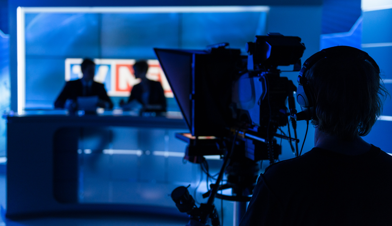 """Advice from a Television News Anchor: How to """"Leap Through the Camera"""" with Virtual Presence"""
