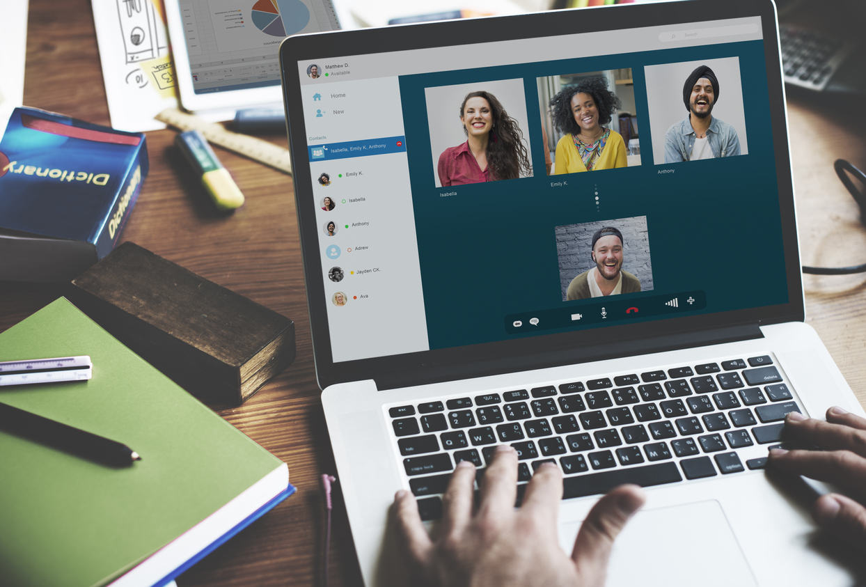 """13 Ways to Make Your """"Virtual Workplace"""" More like the Real Thing"""